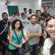 Ação Jovem em parceria com a Rede Cuca