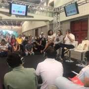 Painel Negócios de impacto social na Feira do Conhecimento do Ceará